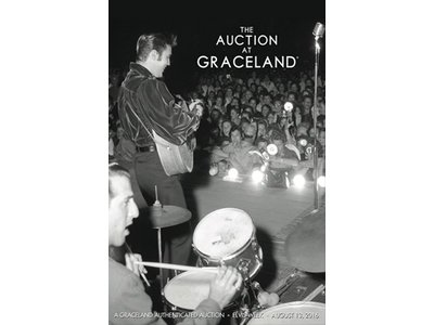 Graceland - Elvis Auction Catalog - August 2016
