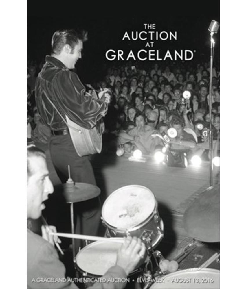 Graceland - Elvis Auction Catalog - August 2016