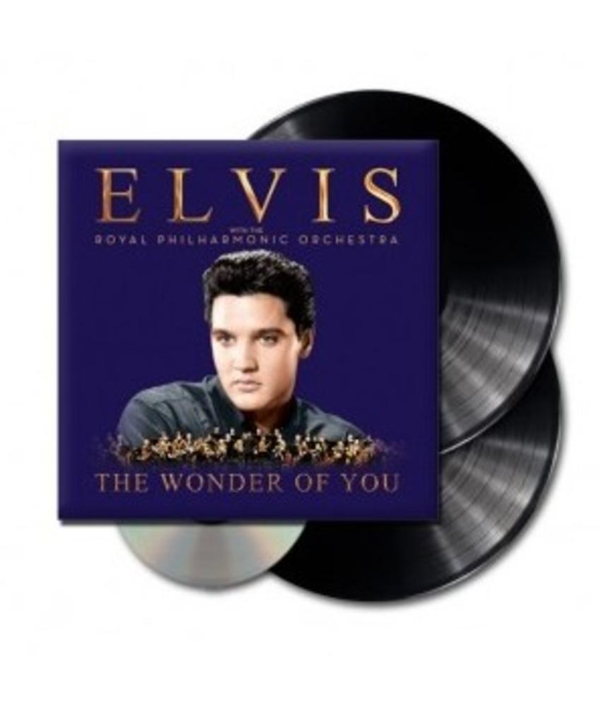 Elvis - The Wonder Of You (with The Royal Philharmonic Orchestra) Boxset