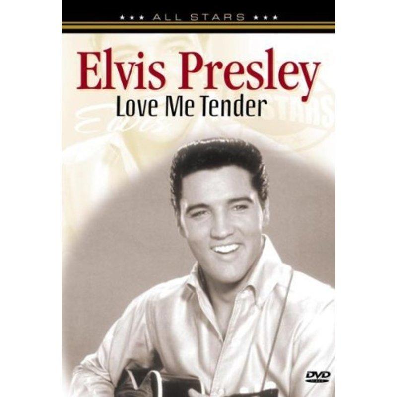 DVD - In Concert - Elvis Love Me Tender