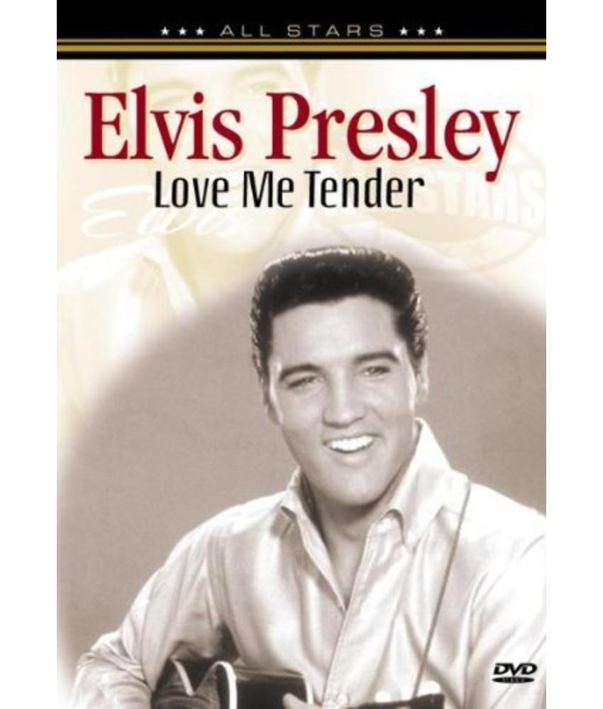 DVD - In Concert - Elvis Love Me Tender