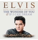 Elvis - The Wonder Of You (with The Royal Philharmonic Orchestra) Deluxe 2CD