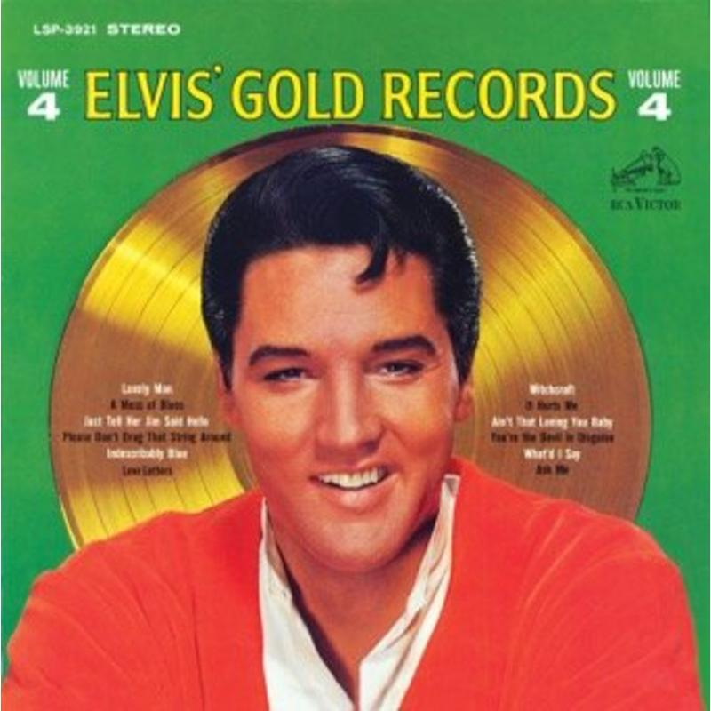 FTD - Elvis' Gold Records Volume 4