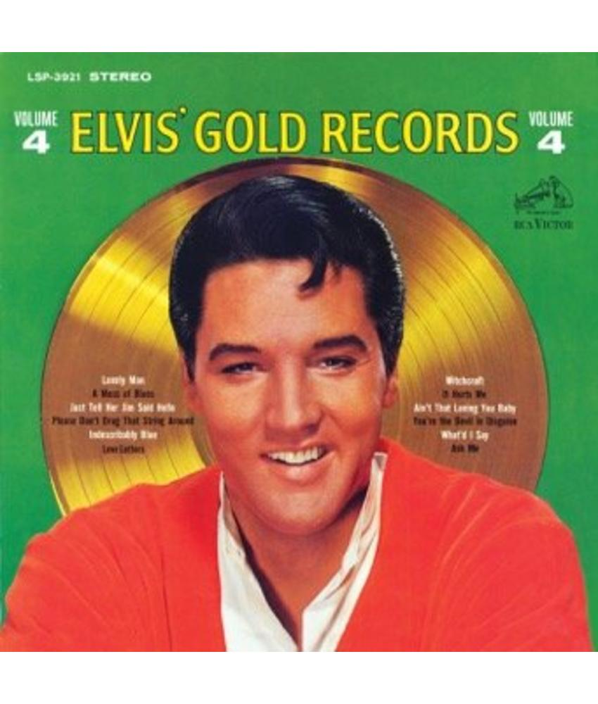FTD - Elvis' Gold Records Volume 4