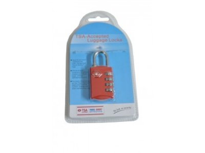 Graceland Tours Luggage Lock - TSA Accepted