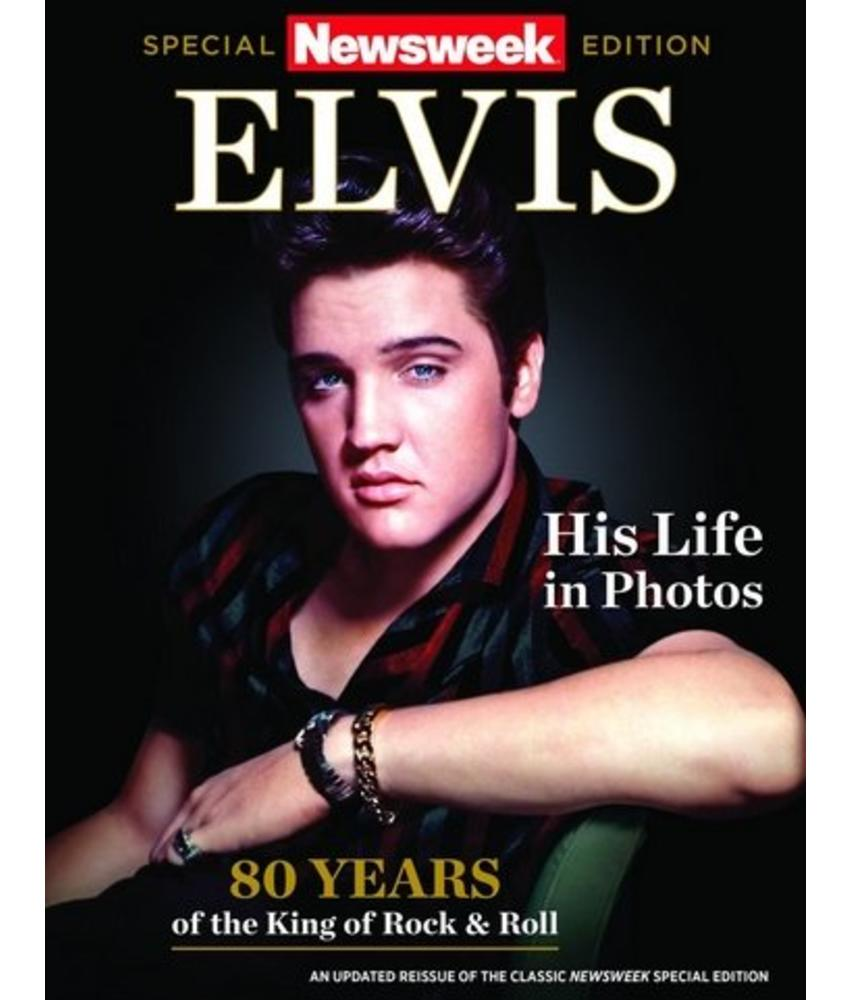 ELVIS - special Newsweek edition