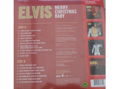 33rpm - Merry Christmas Baby - Green Vinyl