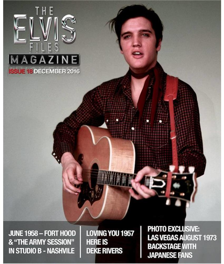 Elvis Files Magazine - Nr. 18
