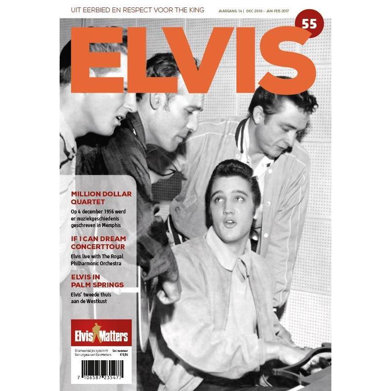 Magazine - ELVIS 55