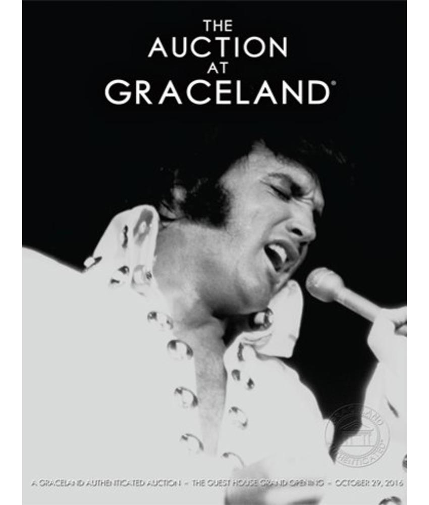 Graceland - Elvis Veiling Catalogus - oktober 2016