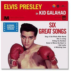 Kid Galahad Movie Soundtrack