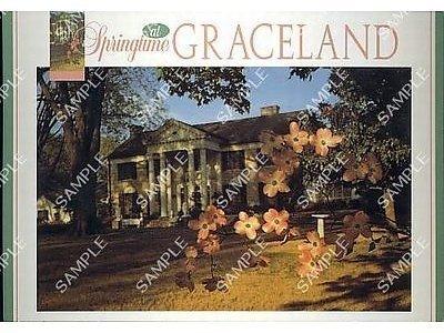 Postkaarten - Set Van Zes Elvis Postkaarten -