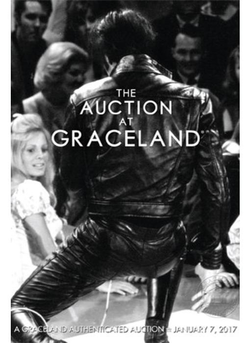Graceland - Elvis Auction Catalog - January 2017
