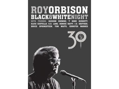 Roy Orbison - Black & White Night 30 - Blu Ray