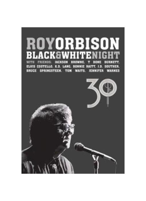 Roy Orbison - Black & White Night 30 - DVD