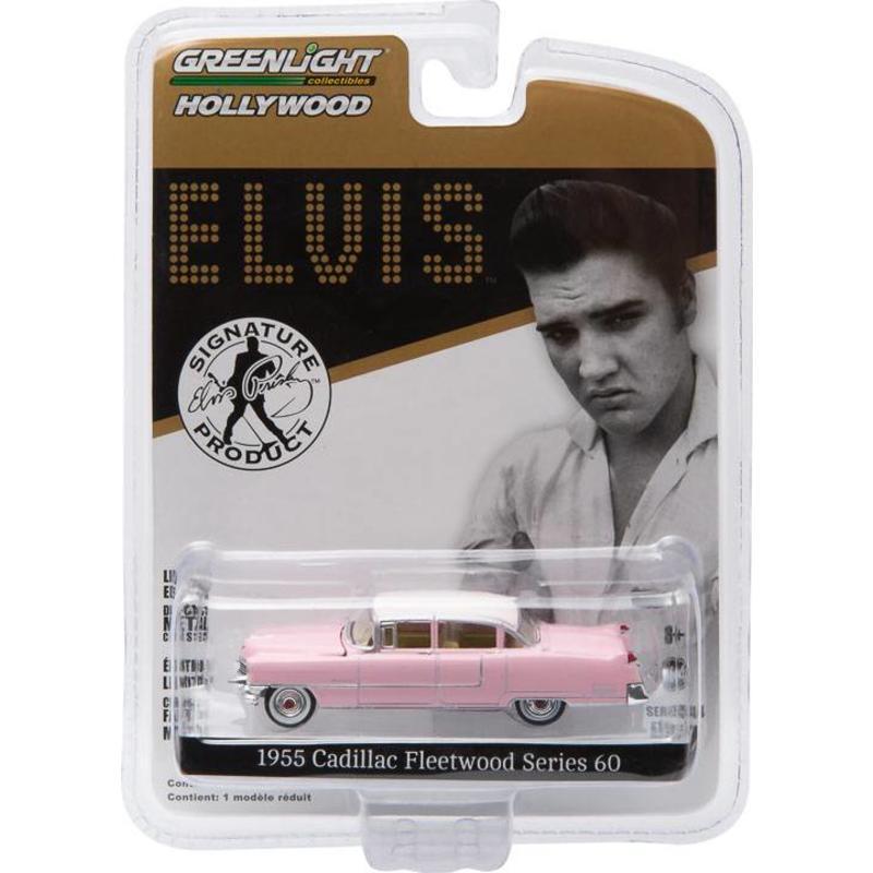 Pink Cadillac - Schaal 1/64