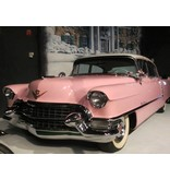 Pink Cadillac Of Elvis - Scale 1/64