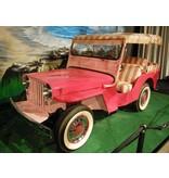 Jeep Blue Hawaii - Schaal 1/43 - Roze