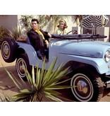 Jeep Tickle Me - Schaal 1/43 - Blauw