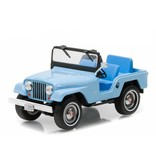 Jeep - Tickle Me - Scale 1/43 - Blue