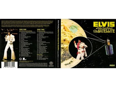 Elvis - Aloha from Hawaii - Legacy Edition