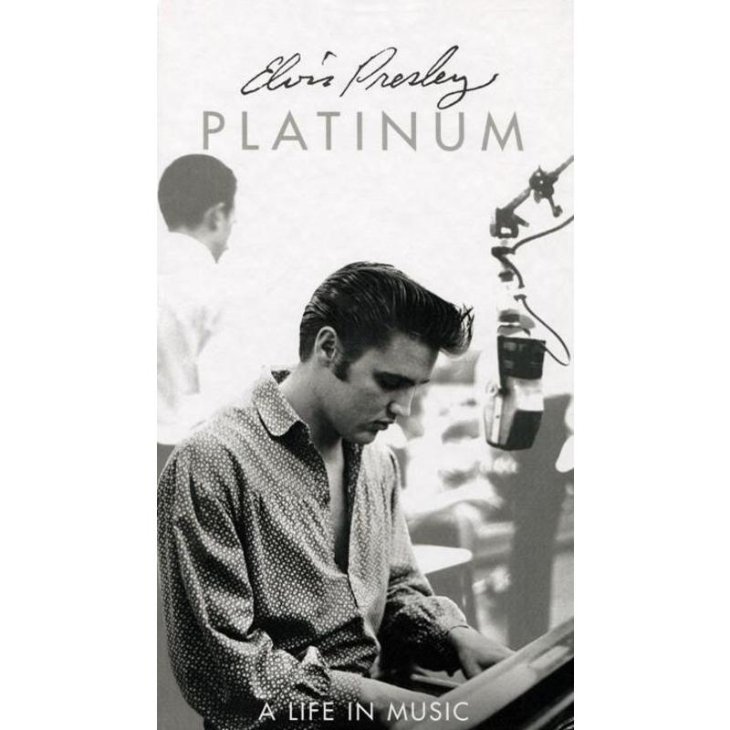 Platinum - A LIfe In Music - (4CD budget box)