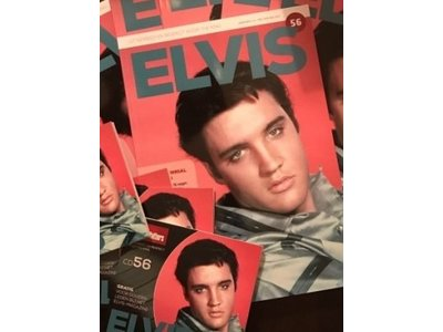 Magazine CD - ELVIS 56