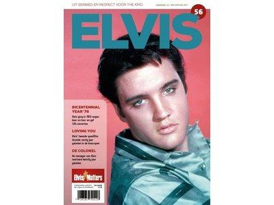 Magazine - ELVIS 56