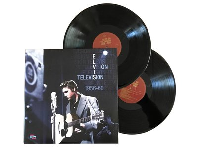 Elvis On Television 1956-1960 - The Complete Sound Recordings On Vinyl