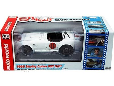 Shelby Cobra 1965 - Scale 1:18
