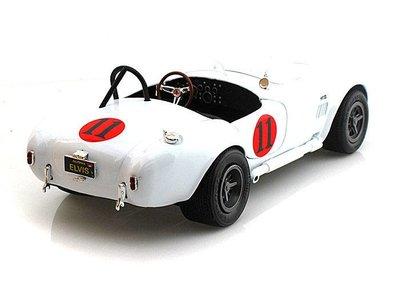 Shelby Cobra 1965 - Schaal 1:18