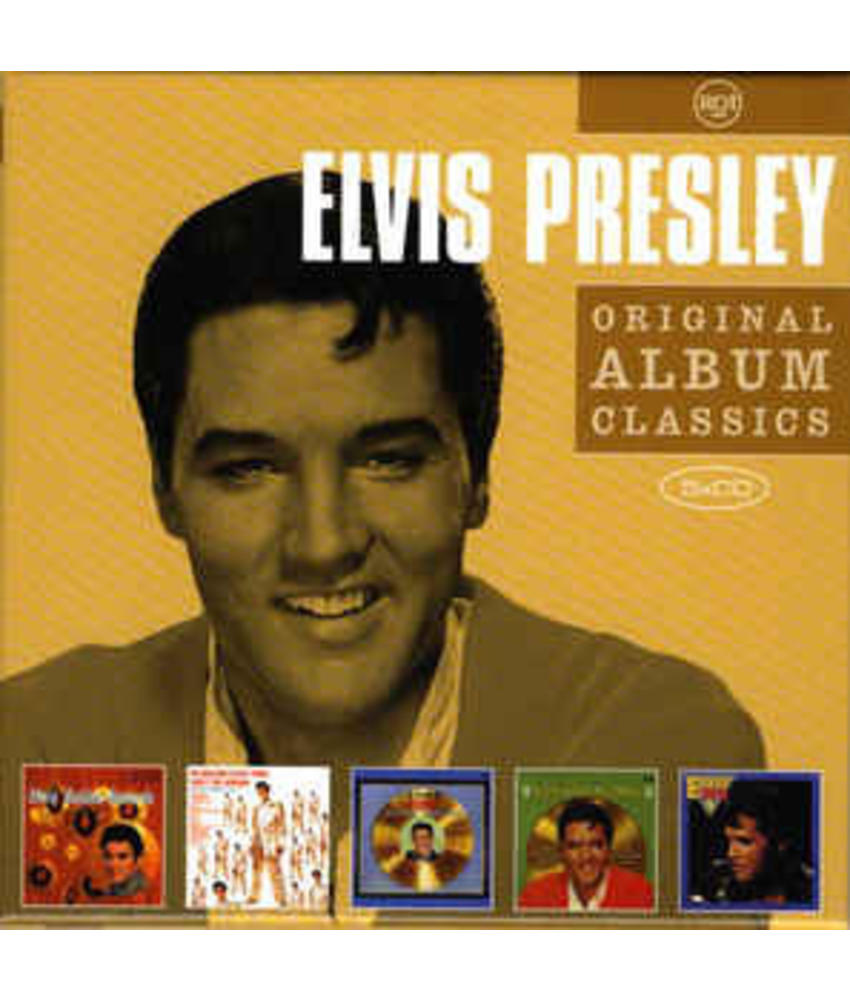 Original Album Classics - Vol 2 - Elvis' Golden Records