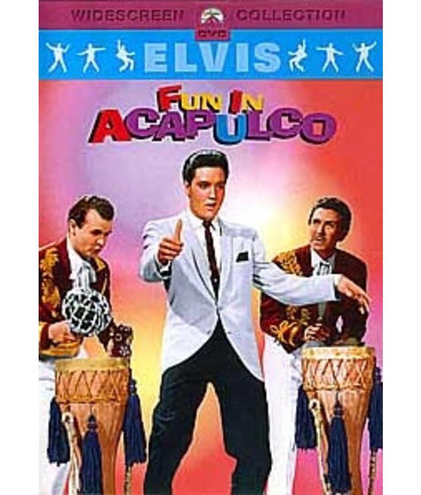 DVD - Fun In Acapulco