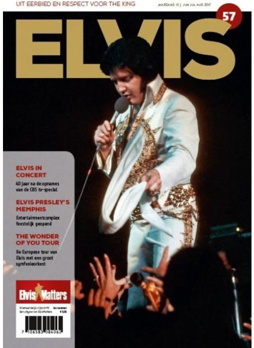 Magazine - ELVIS 57