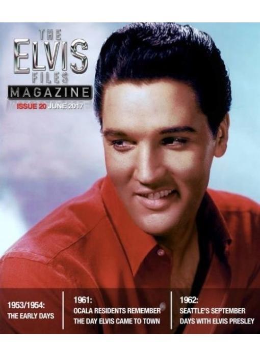 Elvis Files Magazine - No. 20