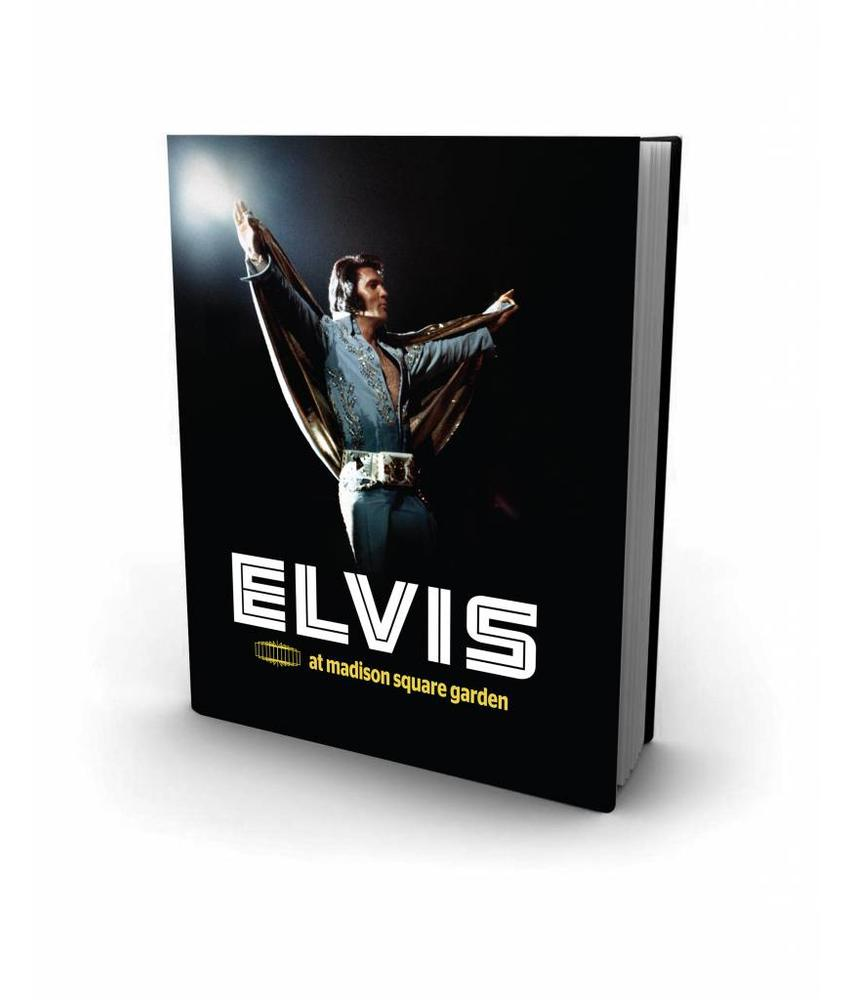 Elvis At Madison Square Garden - FTD Boek