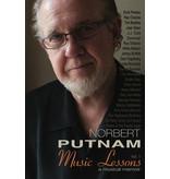 Norbert Putnam Music Lessons Vol 1 - Gesigneerd Boek Elvis' Bassist