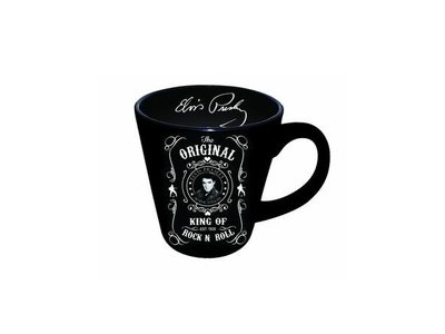 Elvis Mug The Original King Of Rock 'n Roll