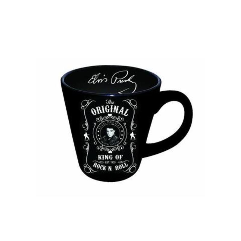 Elvis Mug The Original King Of Rock 'n Roll
