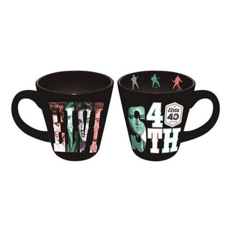 Mug Elvis 40 th Anniversary