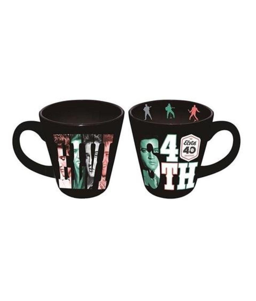 Mug Elvis 40 th Anniversary