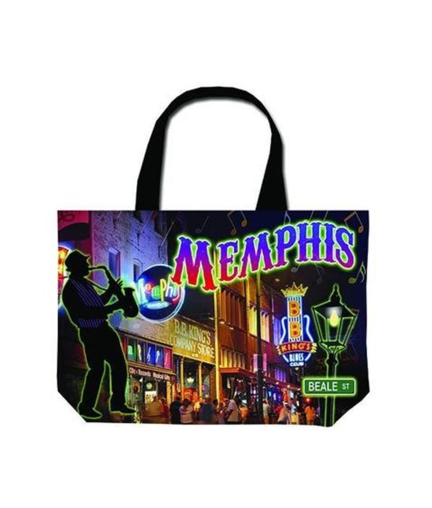 Bag Elvis' Memphis Beale Street