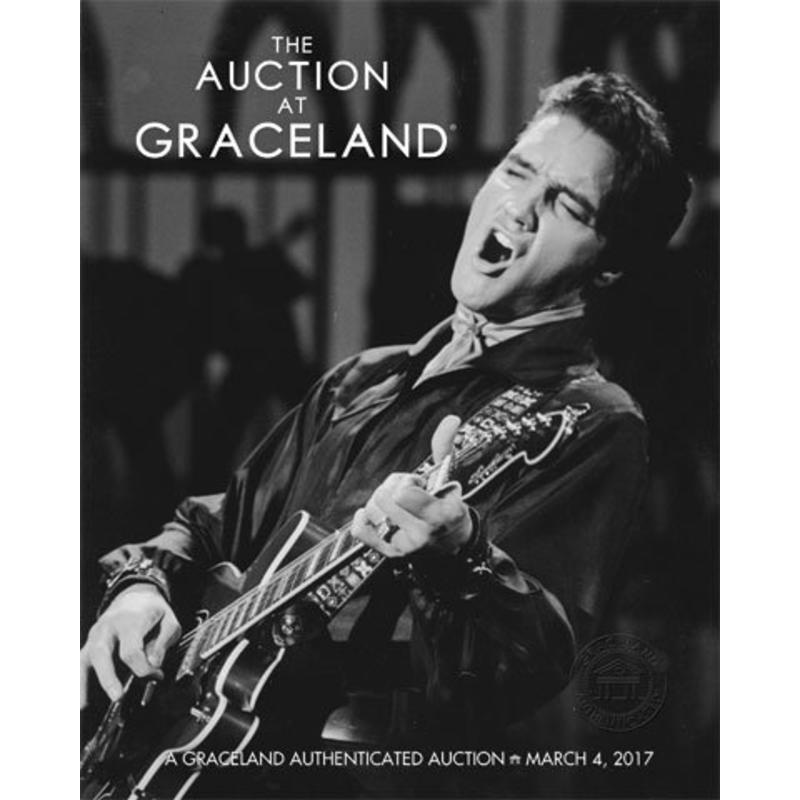 Graceland - Elvis Veiling Catalogus - Maart 2017