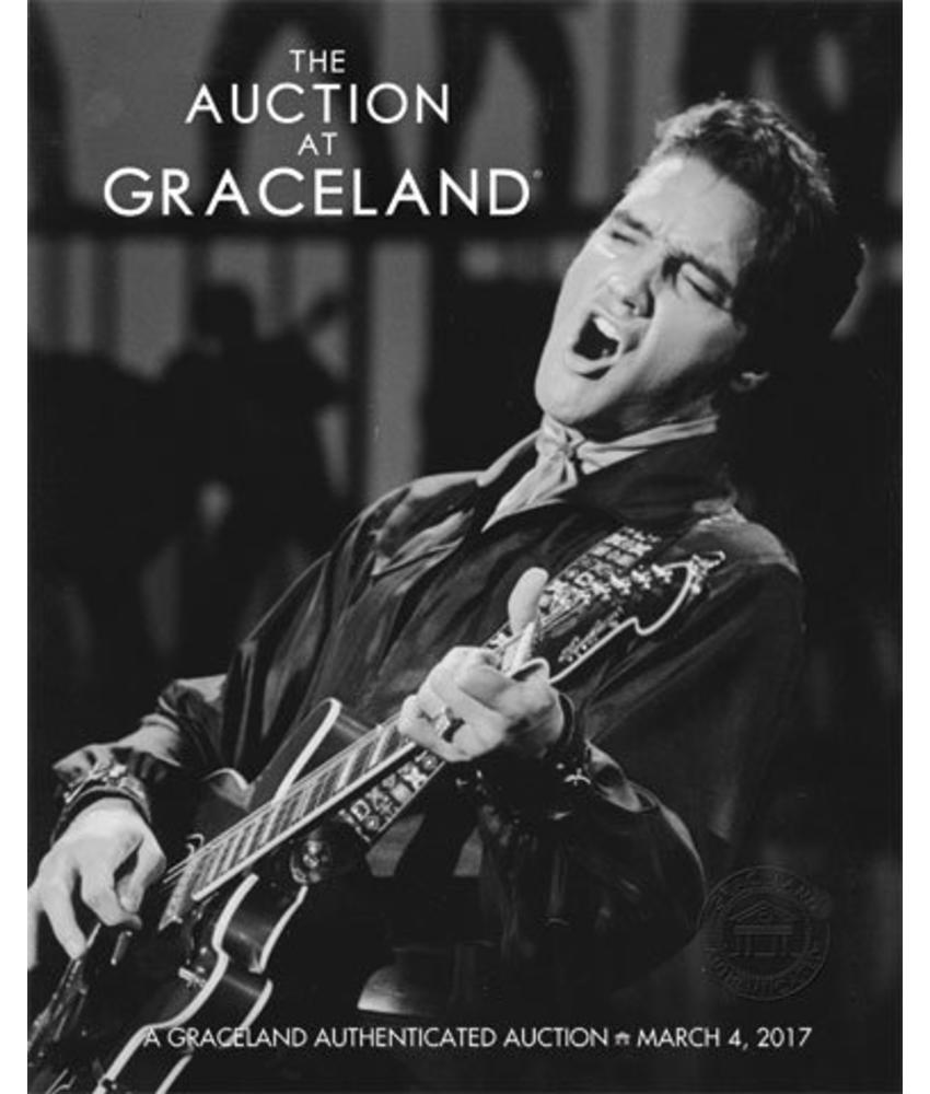 Graceland - Elvis Auction Catalog - March 2017