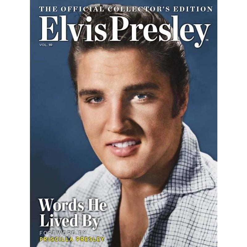 ELVIS: The Official Collector's Edition Volume 10