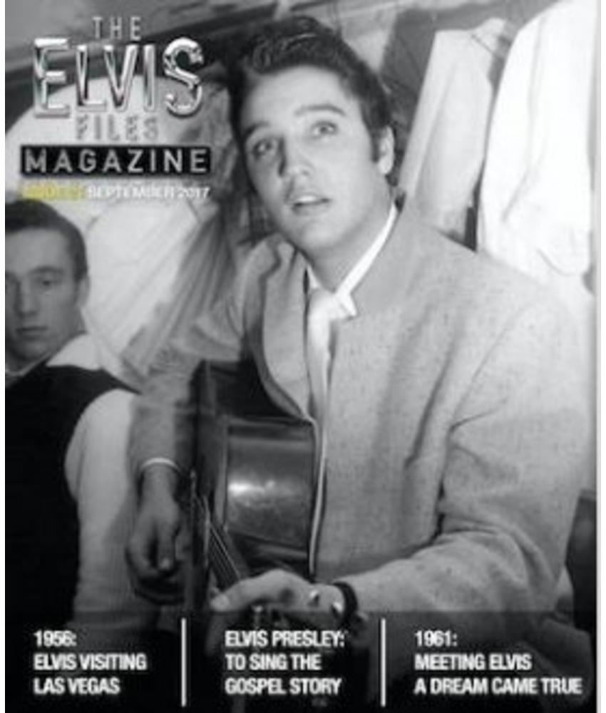 Elvis Files Magazine - No. 21