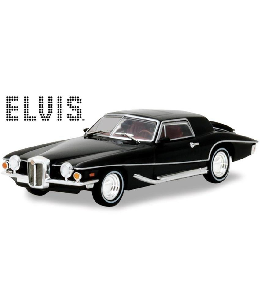 Stutz Blackhawk - Elvis 1971 Car - Schaal 1/43