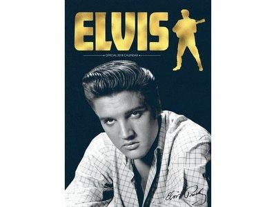 Kalender 2018 - Elvis - Danilo A3