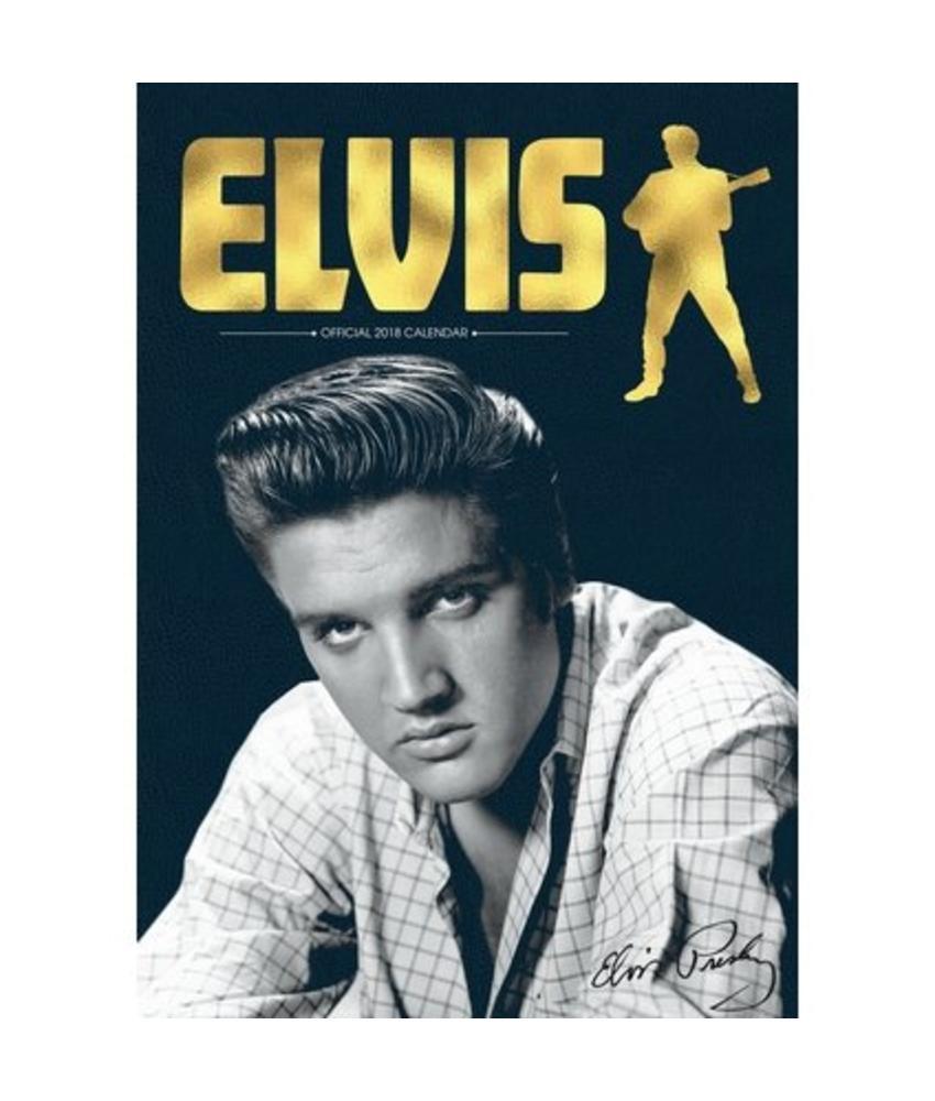 Calendar 2018 - Elvis - Danilo A3