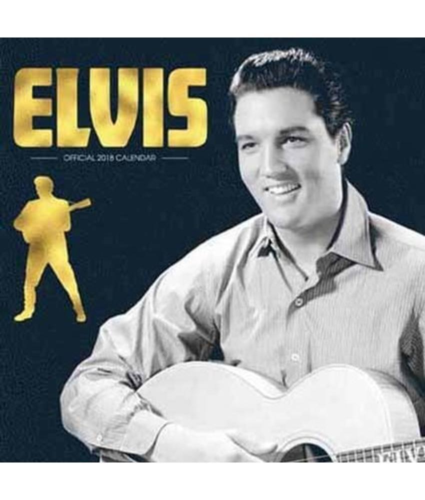 Kalender 2018 - Elvis - Danilo Square